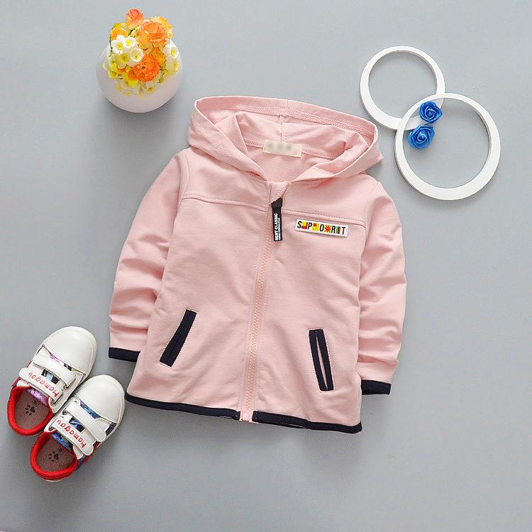 Bluzy z kapturem dziewczęce