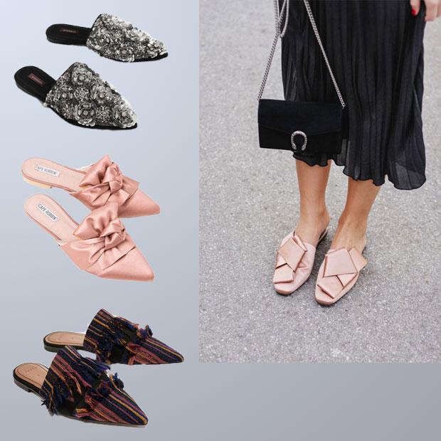 Mẫu giày thời trang cho nàng lười đi giày cao gót