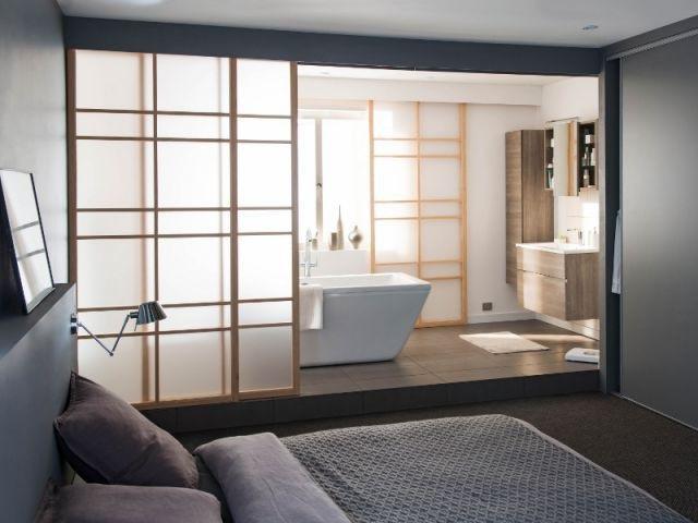 Une image contenant intérieur, mur, shoji, fenêtre  Description générée automatiquement