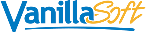 A blue and yellow logo  Description automatically generated with medium confidence
