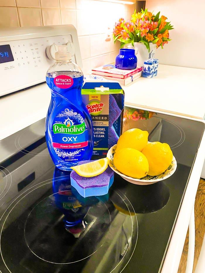 How to Clean a Stovetop