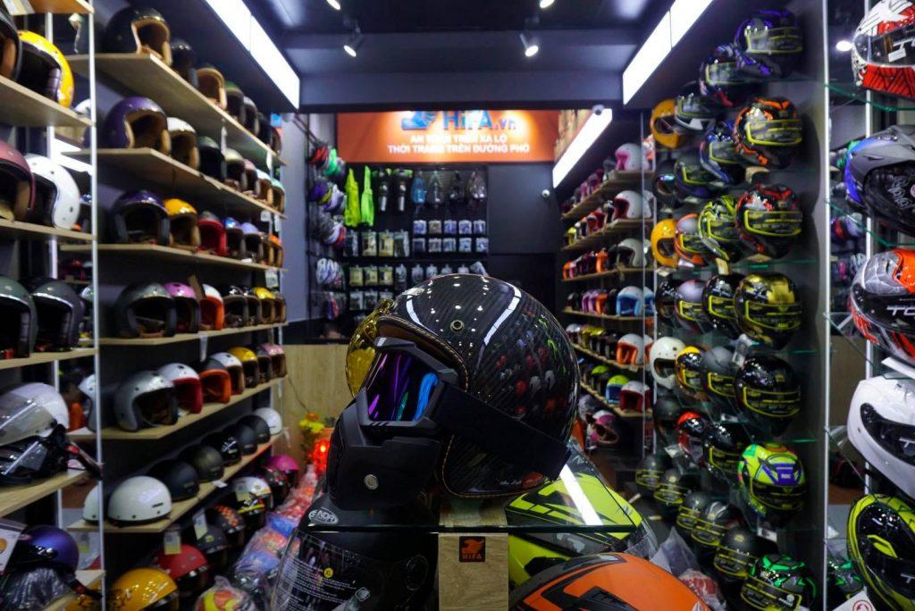 Cửa hàng nón bảo hiểm Hifa