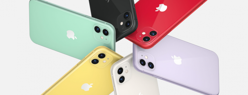 Смартфон Apple iPhone XI 128GB Puple