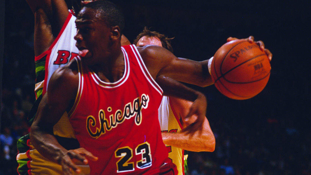 Michael Jordan Chicago Bulls