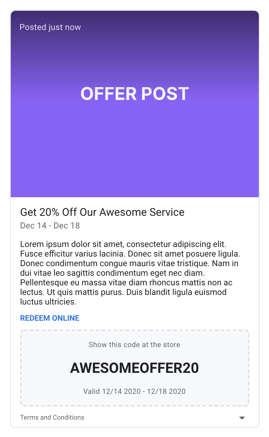 Google Posts: The Ultimate Guide 1