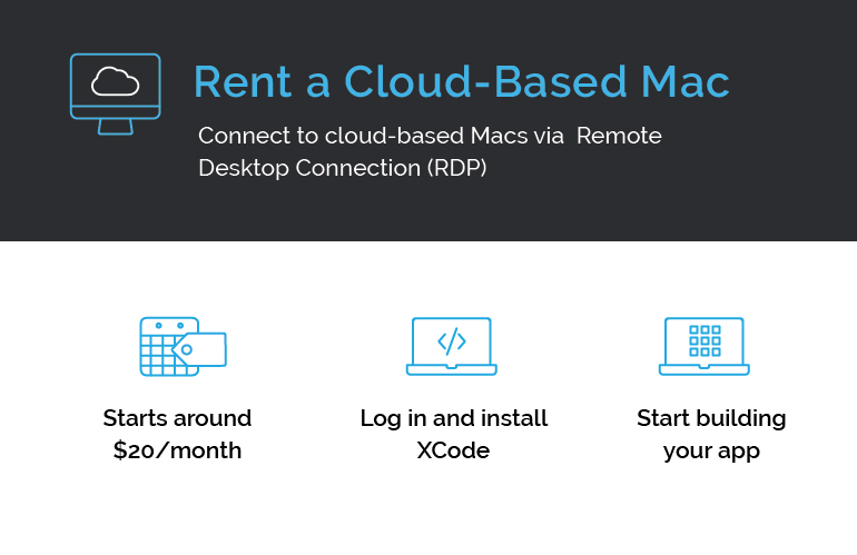 how to rent a cloud-based mac