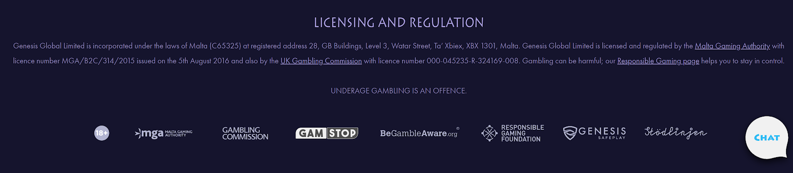 Casino Gods is regulated by the UK Gambling Commission