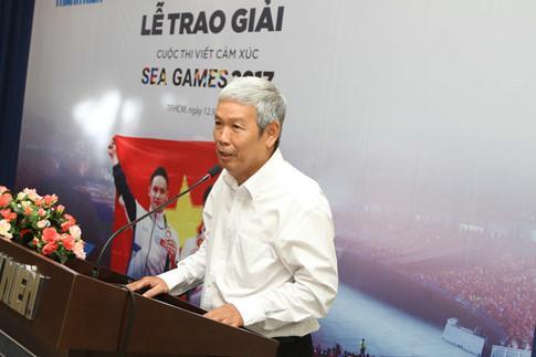 Trao giải Cuộc thi viết cảm xúc SEA Games 2017 - ảnh 3