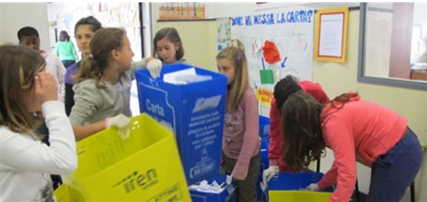 """""""Idea Progetto raccolta DifferenziAMOla 2.0"""" Proposta per migliorare la raccolta differenziata dei rifiuti nella Città di Reggio Calabria 18"""