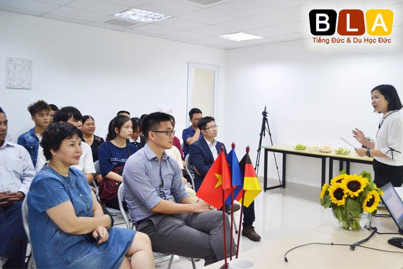 BLA- Trung tâm tư vấn du học Đức hàng đầu Việt Nam