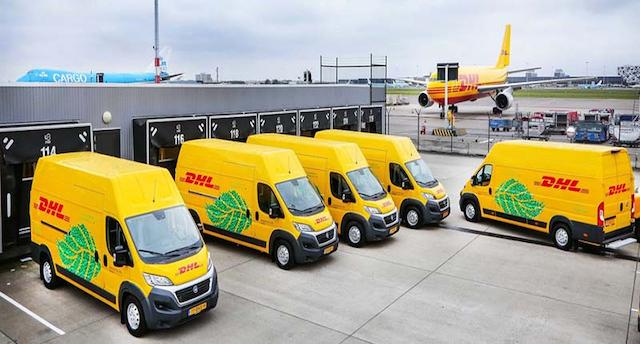Các hãng đối tác gửi hàng Chuyển phát nhanh đi Mỹ của Dragon Express