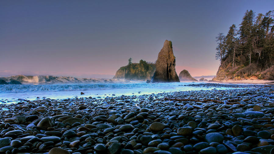 Olympic National Park view