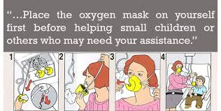 """Green Mountain Hypnosis - The """"Oxygen Mask Theory"""" - How to Take ..."""