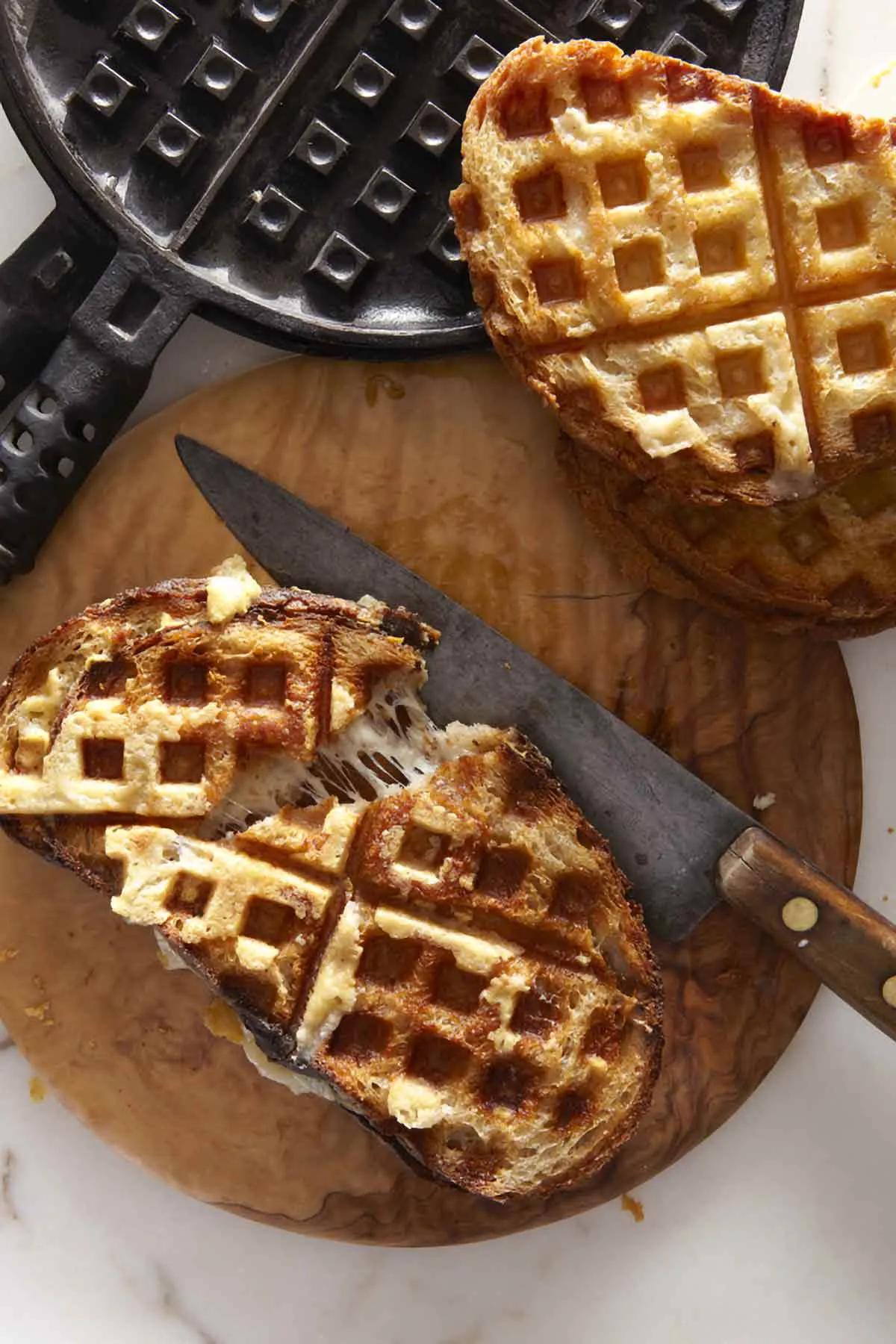 Simple Waffle Recipes