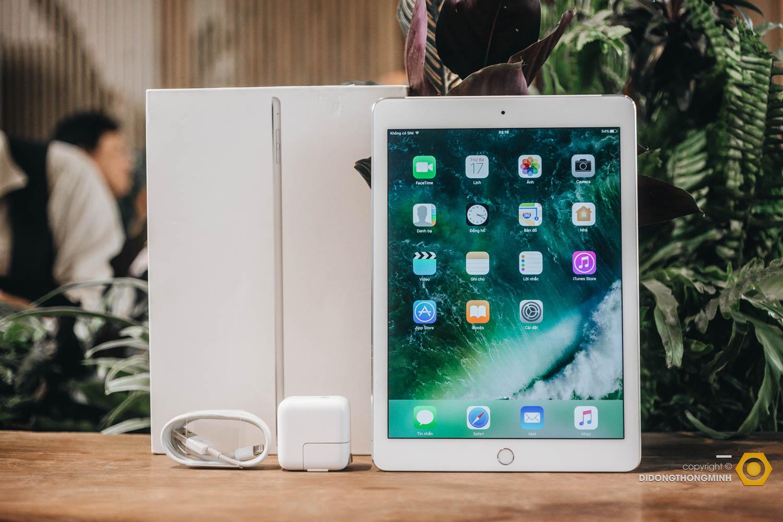 iPad Air 2 mang thiết kế mỏng nhẹ cùng hiệu năng cực tốt