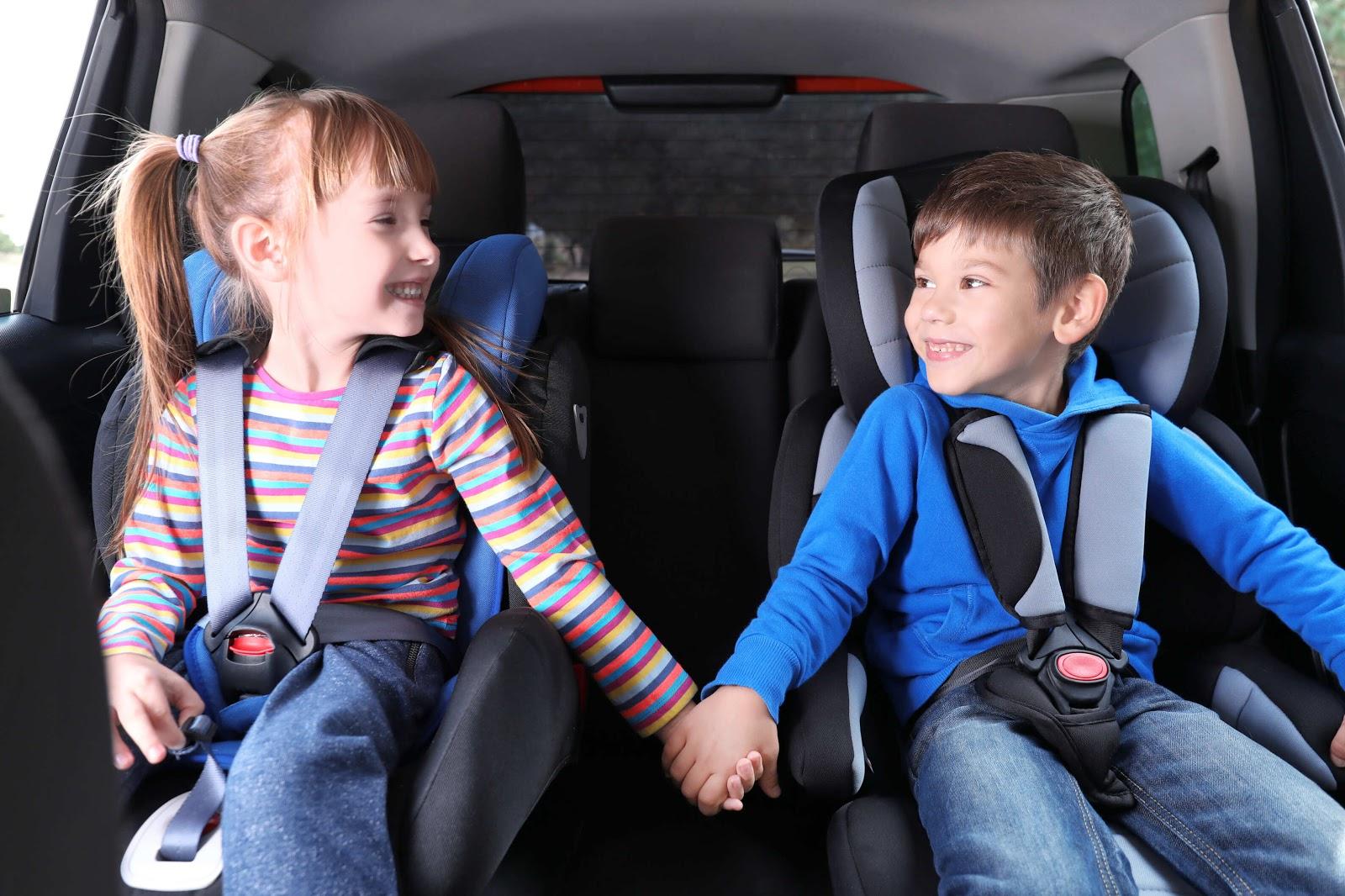 7 головних правил, яких слід дотримуватися для безпеки перевезення дітей в машині - Зображення 1