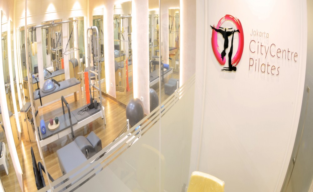 Jakarta City Centre Pilates member