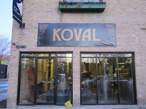 10 Top Whiskey Distilleries in and around Chicago and KOVAL Spirits
