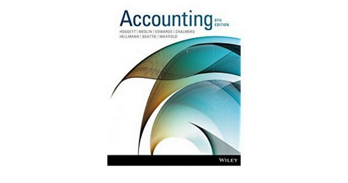 Solutions manual to accompany accounting 9 edition john hoggett solutions manual to accompany accounting 9 edition john hoggett google docs fandeluxe Images