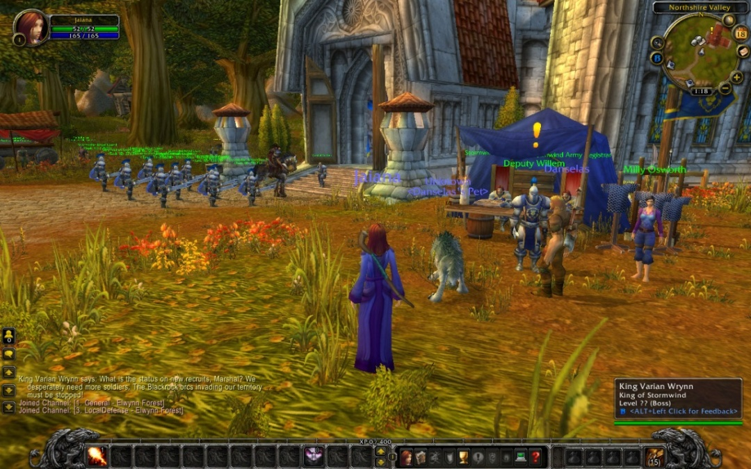 The Ages of World of Warcraft