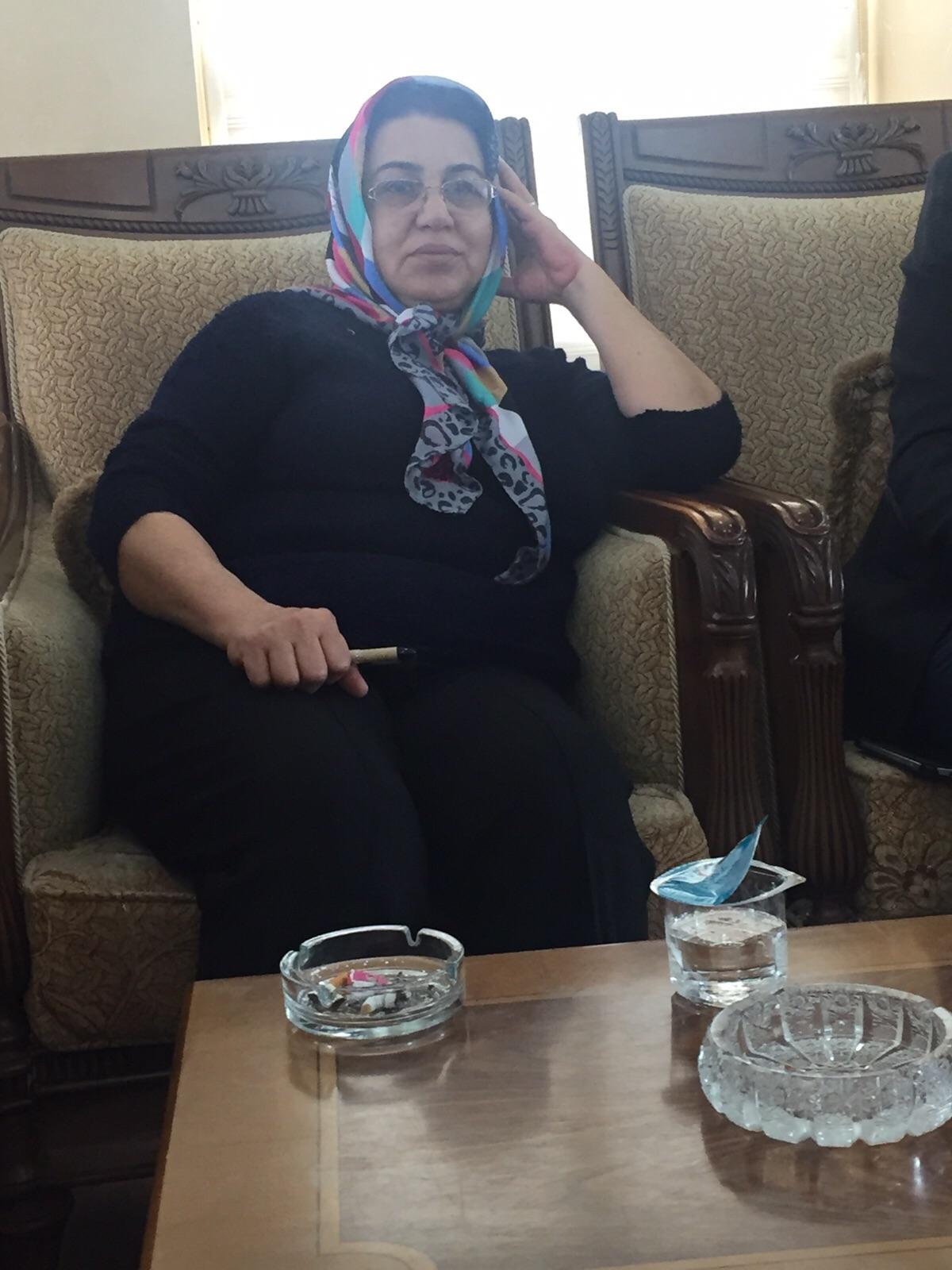 Hanım Şimşek, Silvanlı bir Ermeni: 15 yaşında evlendirdiler, 20 yaşında 4 çocuğum vardı. Kocamı faili meçhulde kaybettim