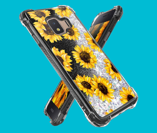 Miss Arts Girls Holographic Case