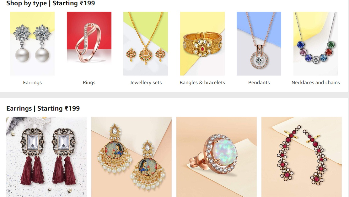 Fashion Jewelleries As a Gift For Her