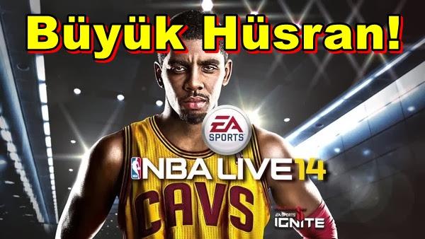 NBA Live 14 Beğenilmedi!