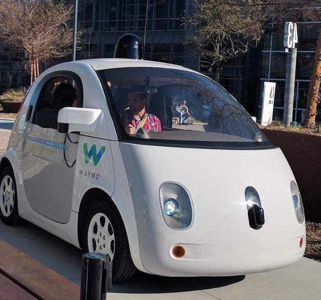 waymo cars