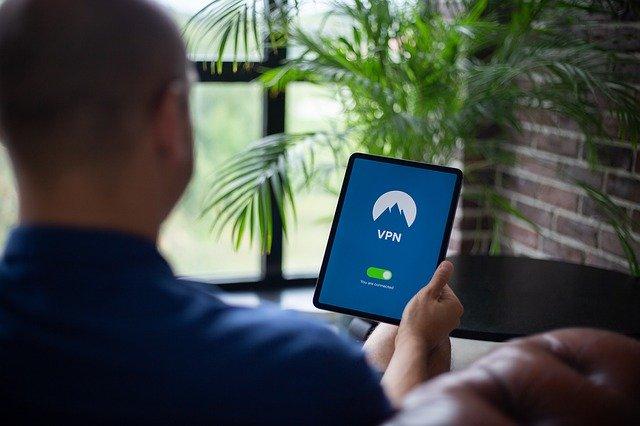 Der VPN ermöglicht Ihnen jederzeit Anonym zu surfen.