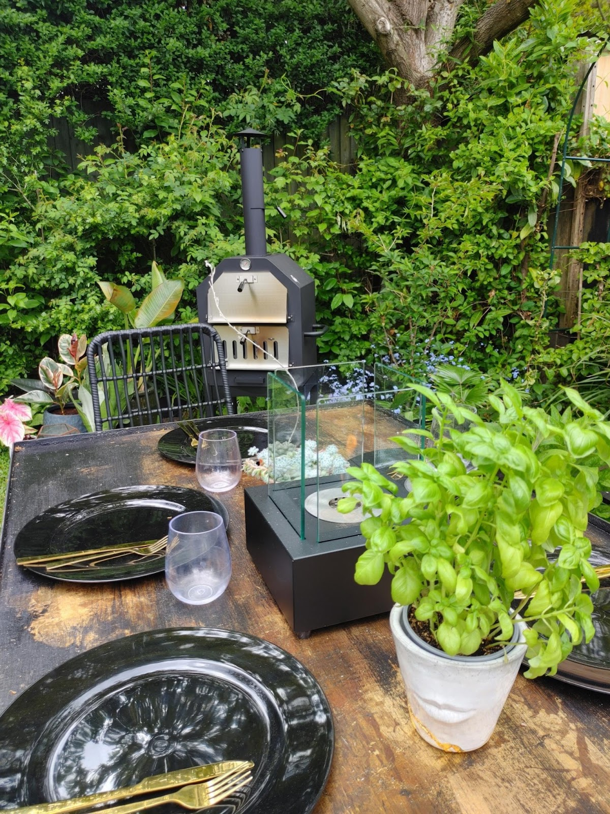 Garden makeover project by Bland Design