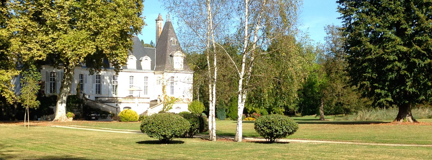Chambres d'hôtes au Château du Val Larbont