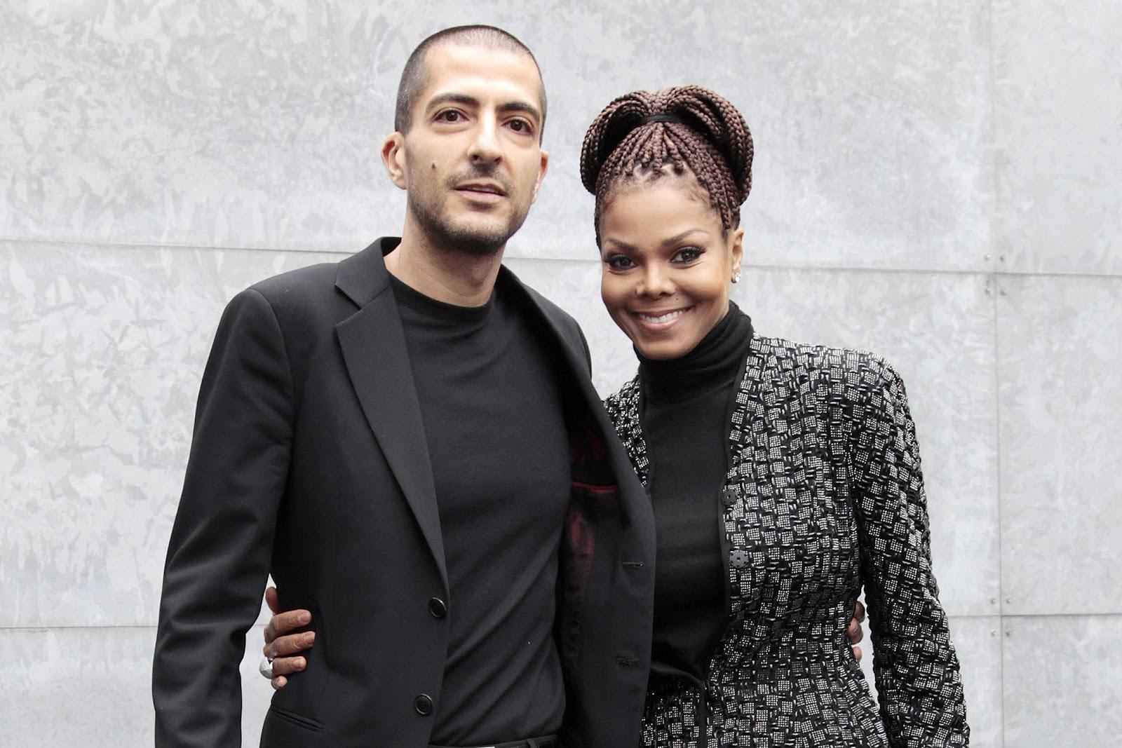 Janet Jackson's billionaire ex-husband Wissam Al Mana sues ...