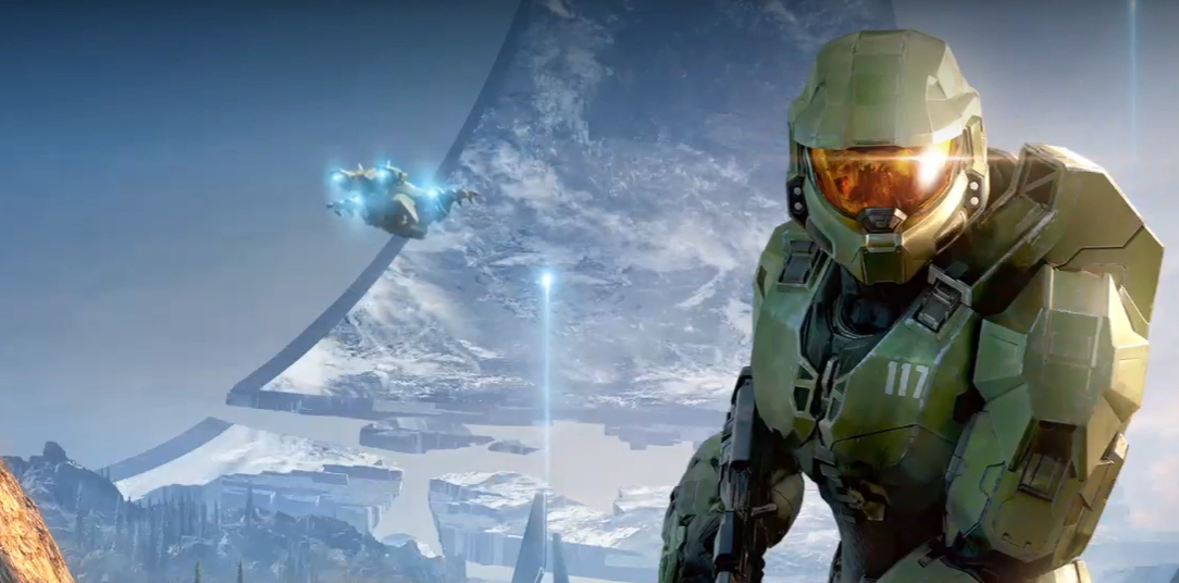 Halo Infinite Banner