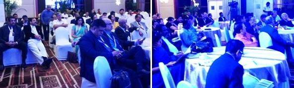 GOPIO Bangalore Conference attendees