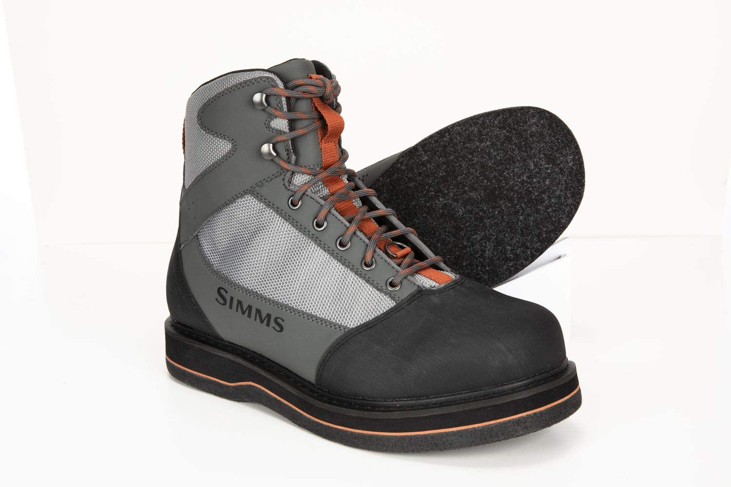 best felt sole boots for wet wading