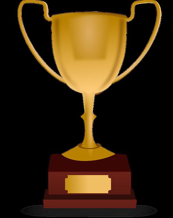 Trophy, Achievement, Award ...