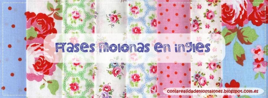 frases molonas en inglés idioms expresiones english