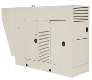 Liquid Cooled Gas Series for Small Business Standby