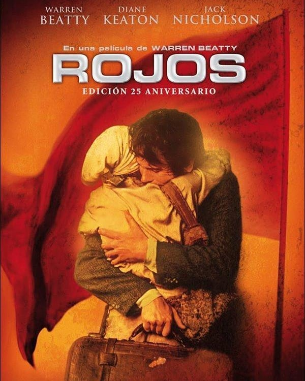 Rojos (1981, Warren Beatty)