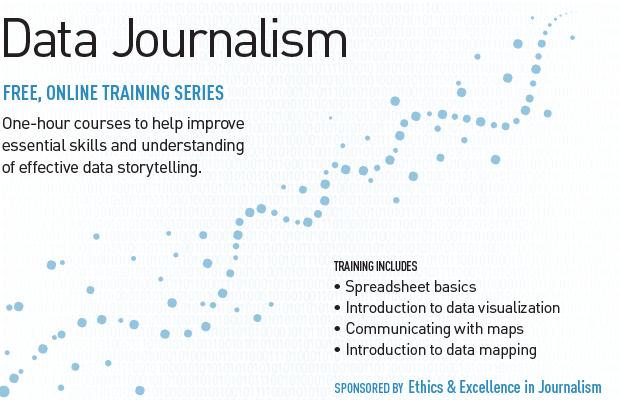 Free Online Training Series in Data Journalism | kdmcBerkeley Weblog
