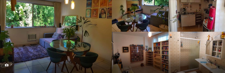 Apartamento de 2 quartos à venda na Rua General Polidoro, em Botafogo