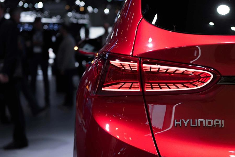 Hyundai Santa Fe 2019 8