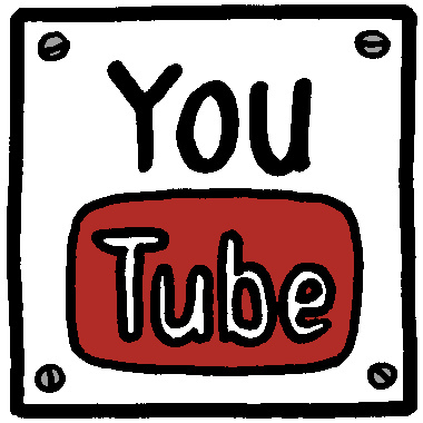 YouTube icon | by Jurgen