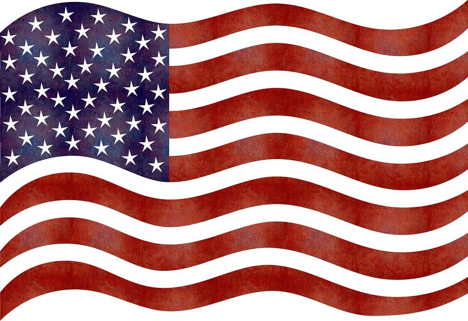 American, Flag, Waving - Free pictures on Pixabay