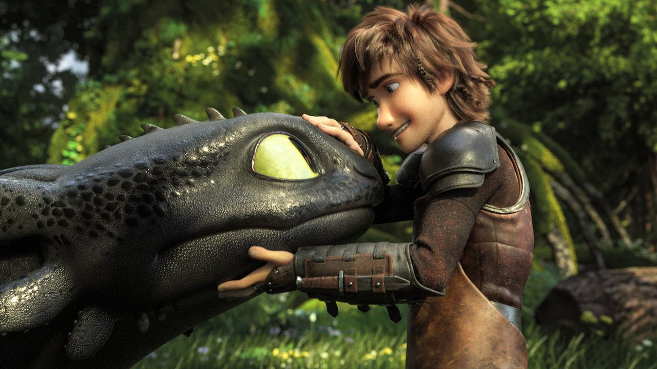 3. How to Train Your Dragon 02