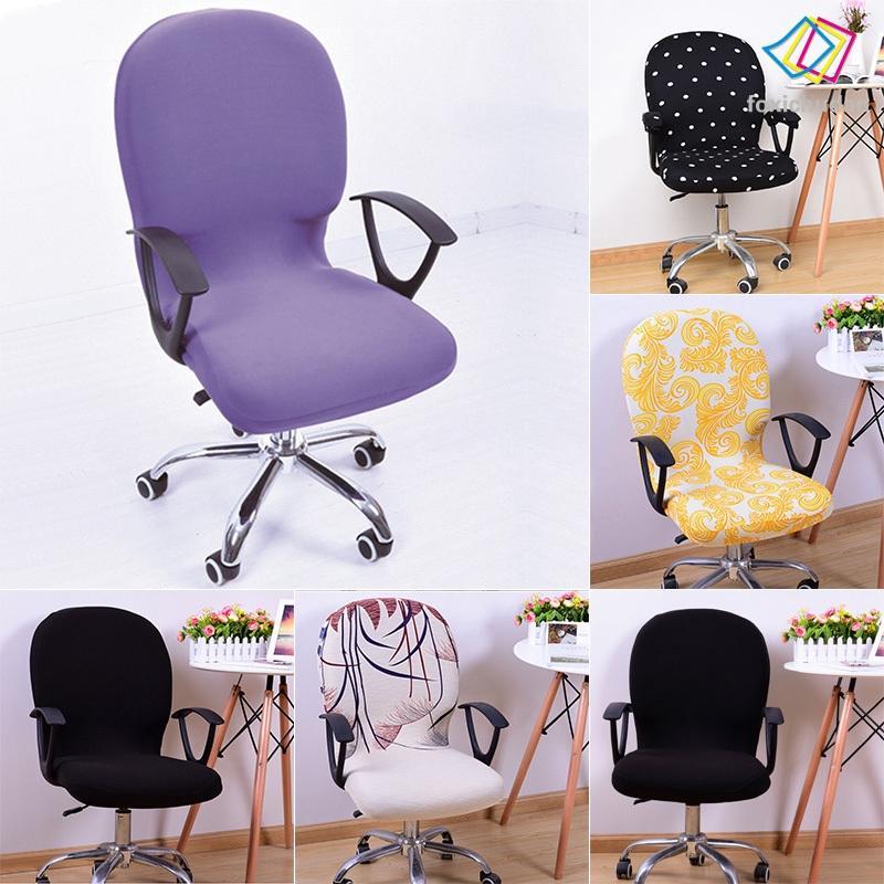 Vỏ bọc ghế xoay văn phòng giặt được co giãn | Shopee Việt Nam
