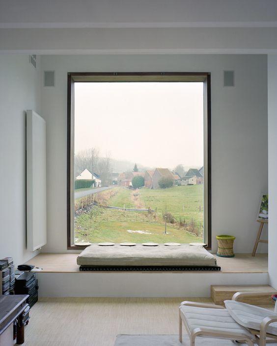 Minimalist Glass Window Ideas