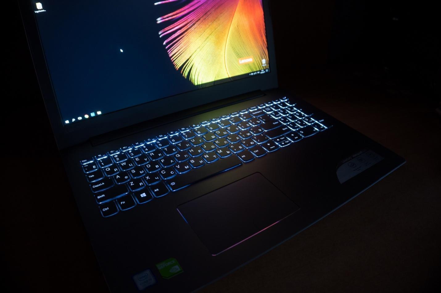 Фото 3 - Ноутбук Lenovo IdeaPad 520-15IKB Iron Grey (81BF00EARA)