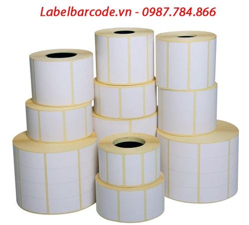 giấy decal remove bế các kích thước theo yêu cầu của khách hàng